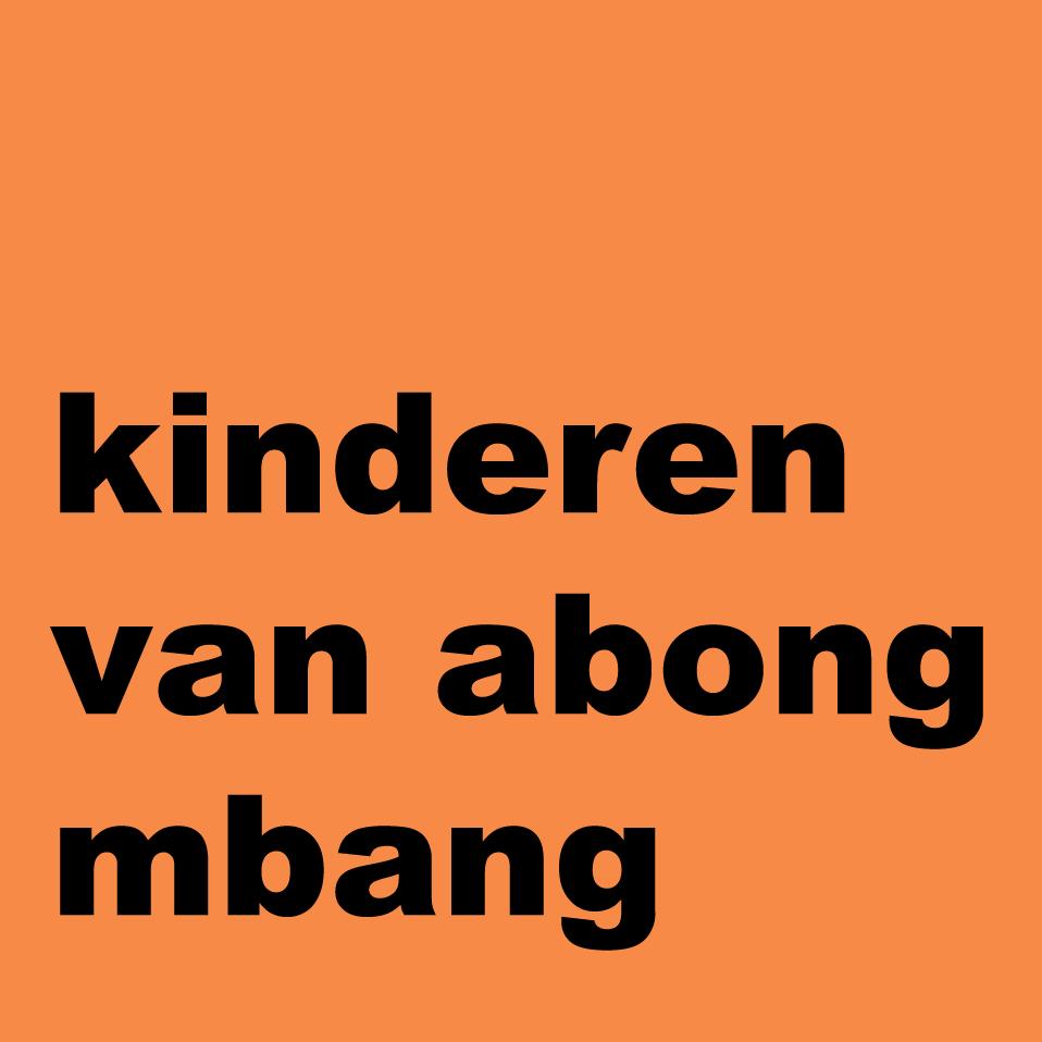 Kinderen van Abong Mbang