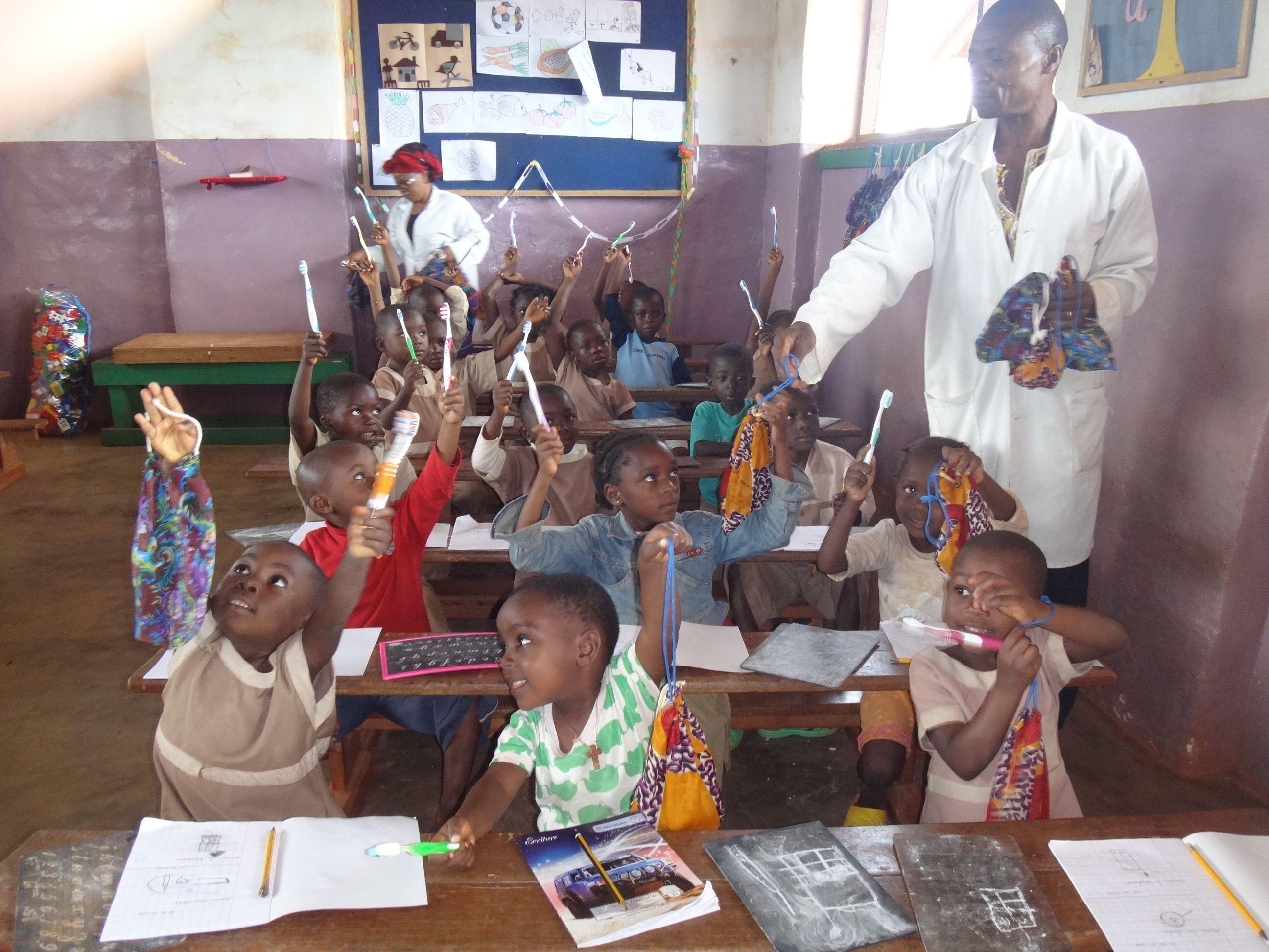 basisschool saint aloys tandenpoetsen – bij project
