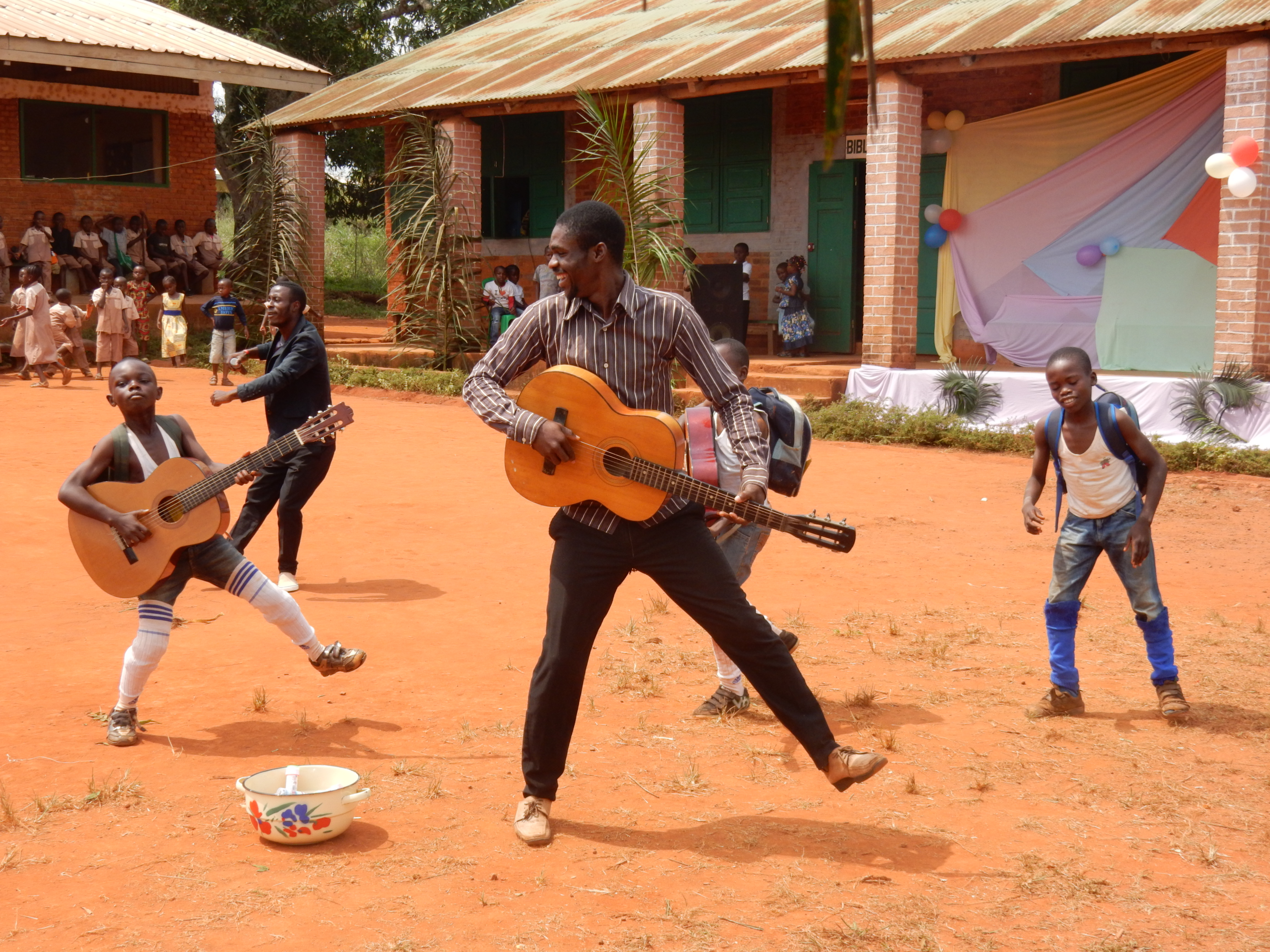 Geslaagd werkbezoek Kameroen 2017