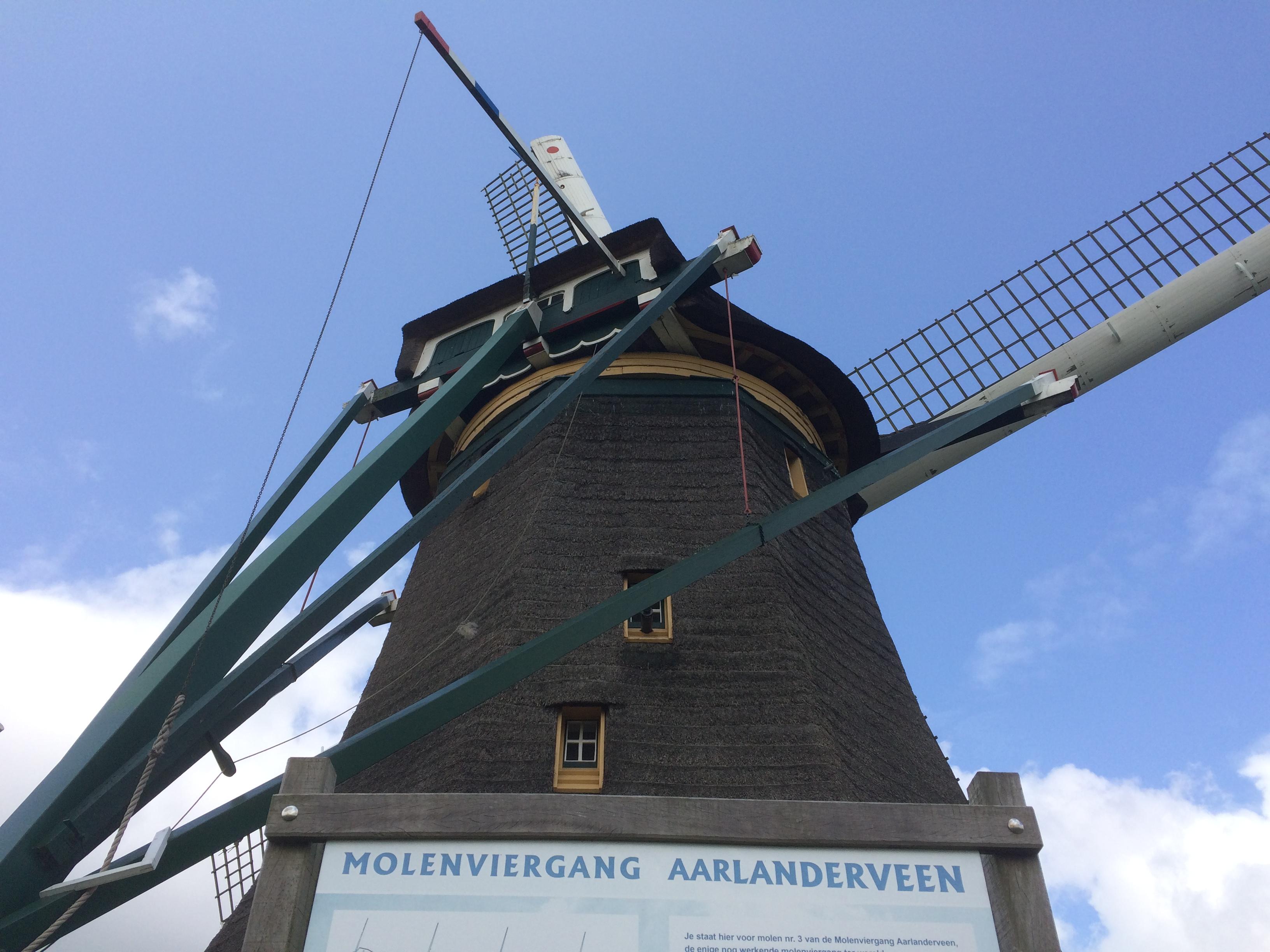 Poldertocht Aarlanderveen – Wandel mee voor Kinderen van Abong Mbang