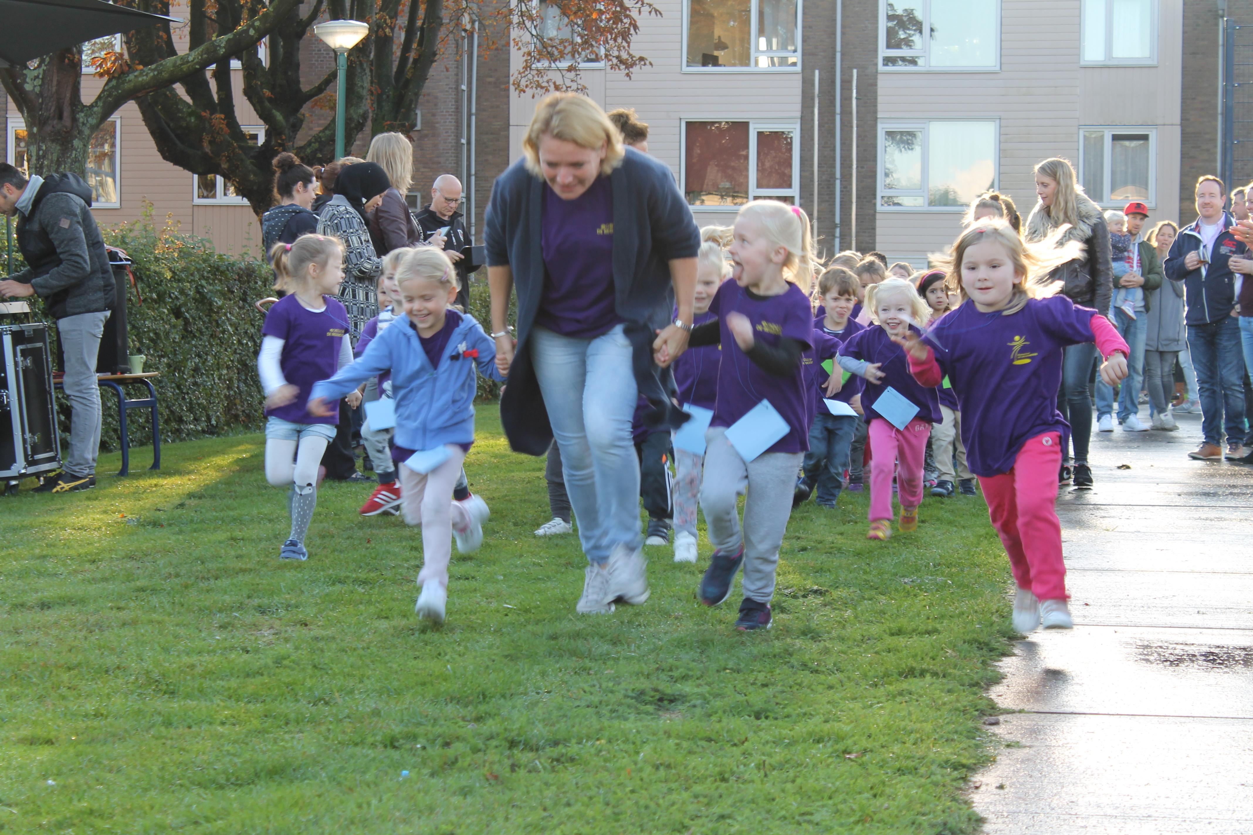 Sponsorloop Regenboogschool