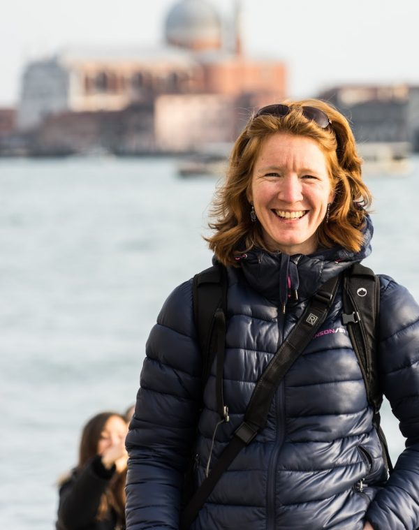 Even voorstellen: nieuwe vrijwilliger Yolanda Muntz
