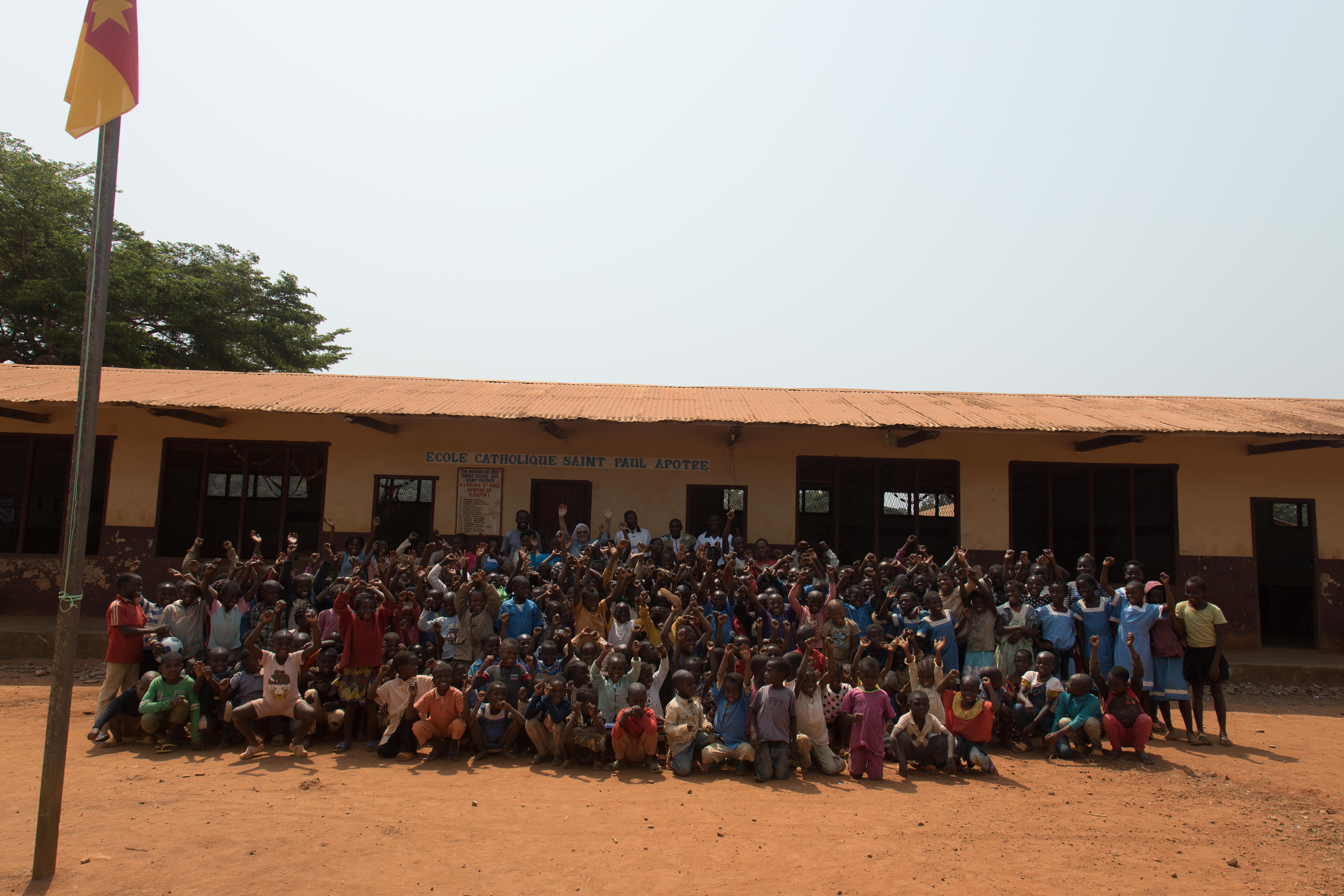 Basisschool St Paul krijgt kleinere klassen